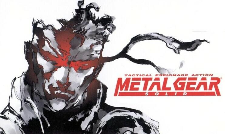 Metal Gear Solid, Metal Gear, Konami, Metal Gear Solid 2