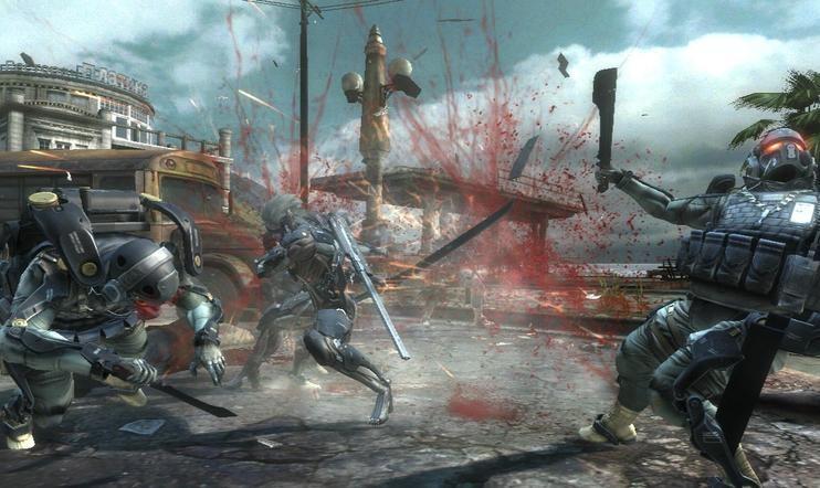 Metal Gear Rising: Revengeance -arvostelu