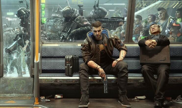 Cyberpunk 2077, Cyberpunk, lykkäys, myöhästyminen, julkaisupäivä, CD Projekt, CD Projekt RED,