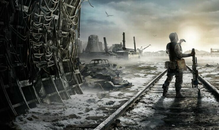 Metro, Metro Exodus, 4A Games, Deep Silver, säteenseuranta, PS5, Xbox Series, Enhanced Edition,