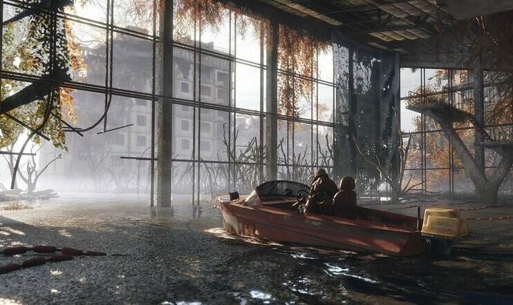 Sam's Story, Metro Exodus, 4A Studios, Deep Silve, DLC