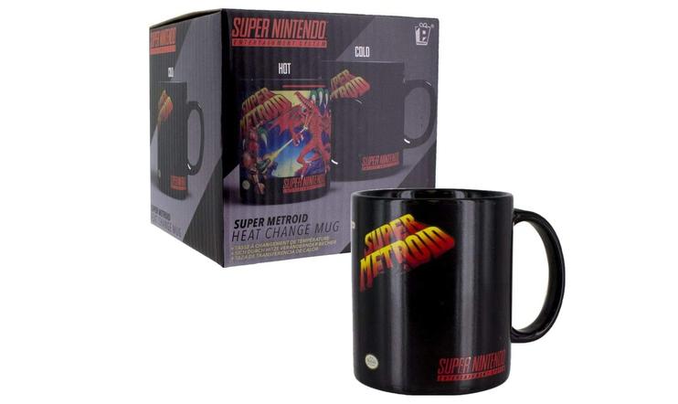 Viikkokisa: Voita komea Super Metroid -muki!