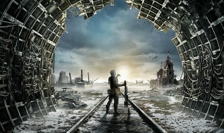 Metro Exodus, 4A Games, Deep Silver, Metro