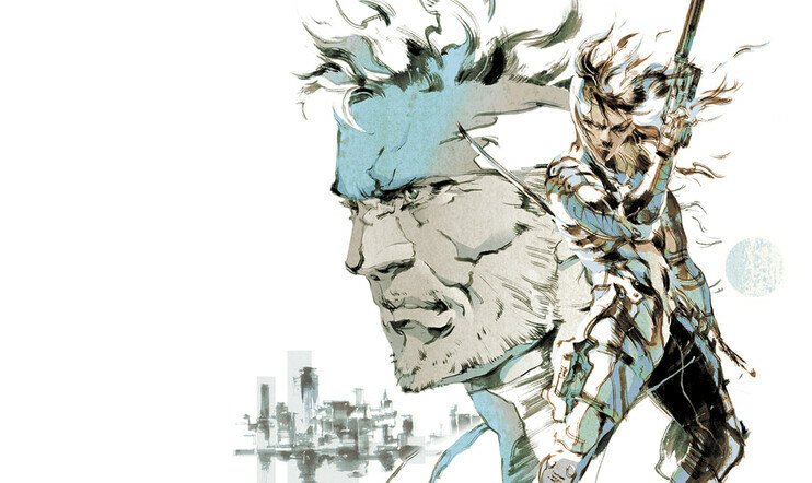 Metal Gear, Metal Gear Solid, Metal Gear Solid 2, Substance, mgs, Konami, GOG