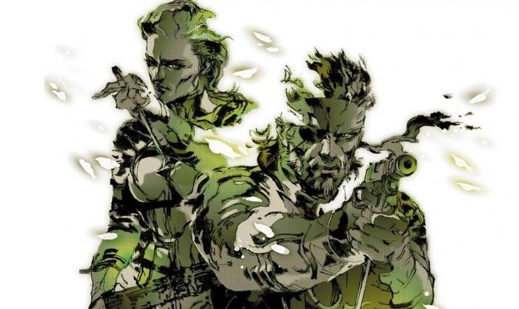 Castlevania, Metal Gear, Metal Gear Solid, Metal Gear Solid 3, Snake Eater, MGS3, Konami, Silent Hill
