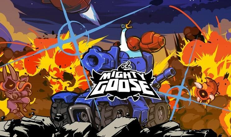 Mighty Goose, Contra, Metal Slug, julkaisupäivä,