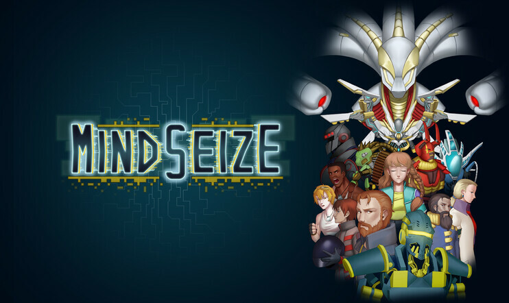 MindSeize, Grab the Bottle, Metroidvania, Kamina Dimension, Kickstarter,