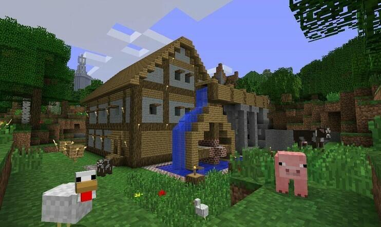 Minecraft-elokuva