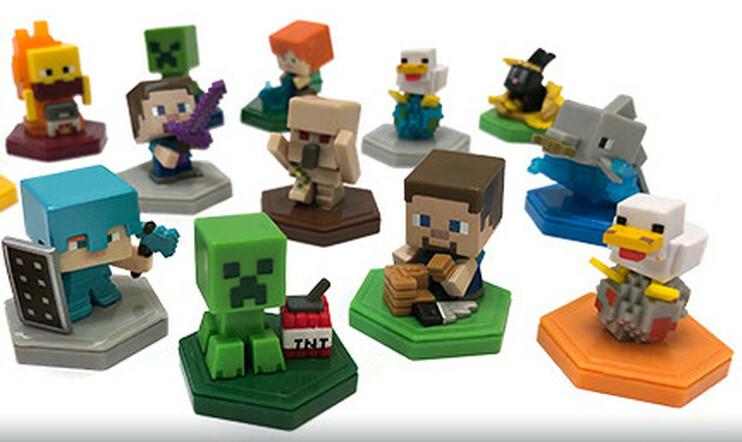 Minecraft Earth Boost Mini -hahmoja