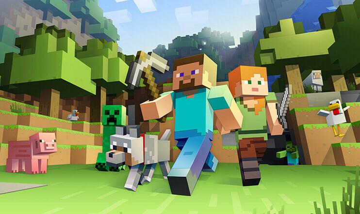 Minecraft 176 million