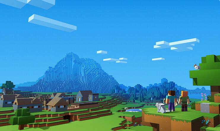 Minecraft lentokone