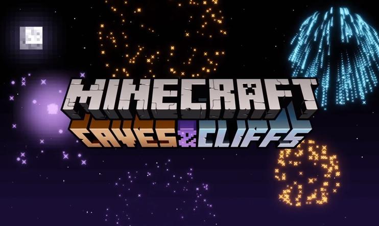 Minecraft, caves and cliffs, aksolotli, vuohi, päivitys