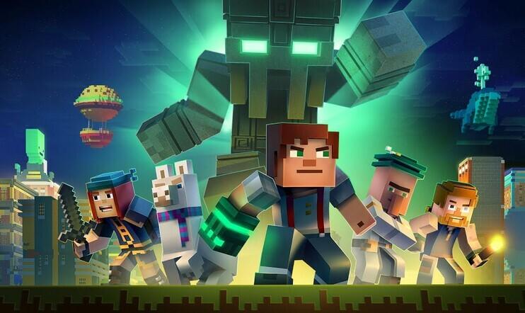 Minecraft, elokuva,
