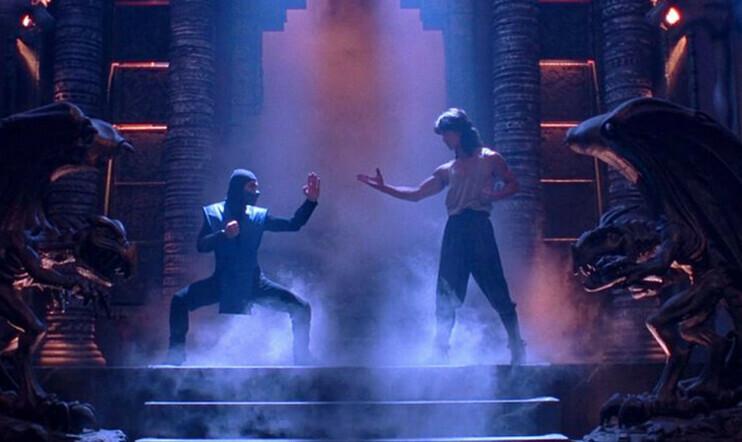 Mortal Kombat Movie 1995