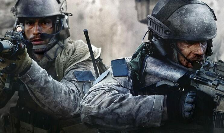 Call of Duty: Modern Warfare, Modern Warfare, Call of Duty, CoD, Activision, Infinity Ward