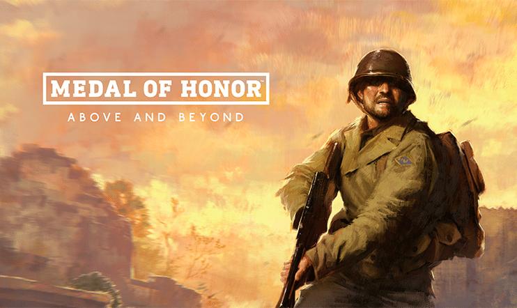 Medal of Honor, Above and Beyond, vrituaalitodellisuus, VR, moninpeli, EA, Respawn Interactive,