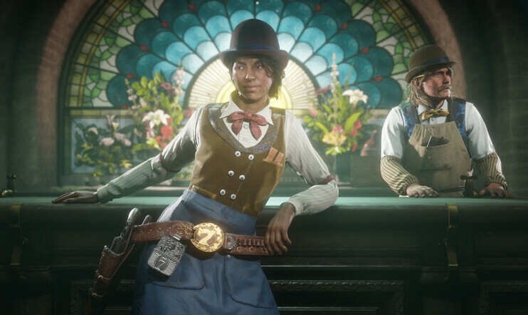 Red Dead Redemption 2, Red Dead Redemption, Red Dead Online, pontikankeittäjä, moonshiner, pontikkamestari, rooli, Kuvaustila
