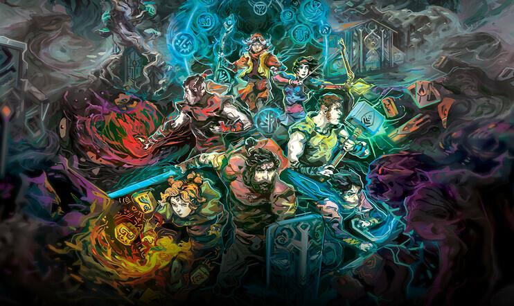 Children of Morta, roguelite, roguelike, ARPG, toimintaroolipeli, 11 Bit Studios, julkaisupäivä, 3. syyskuuta, Dead Mage