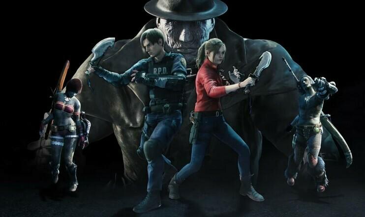 Resident Evil, Monster Hunter World, Iceborne, Capcom