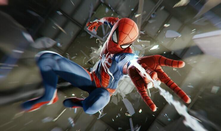 Marvel's Spider-Man, Insomniac Games, PS4, PlayStation 4