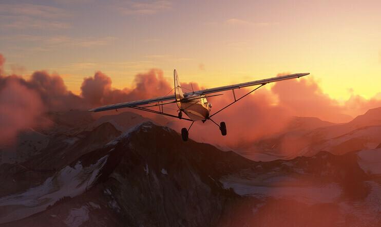 Microsoft Flight Simulator, Asobo Studios, päivitys, dlc,