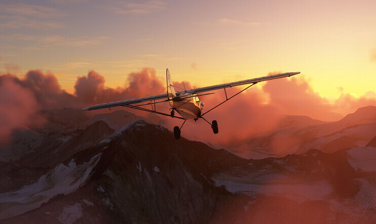 Helikopteri, Microsoft Flight Simulator, Asobo Studios, päivitys, tiekartta