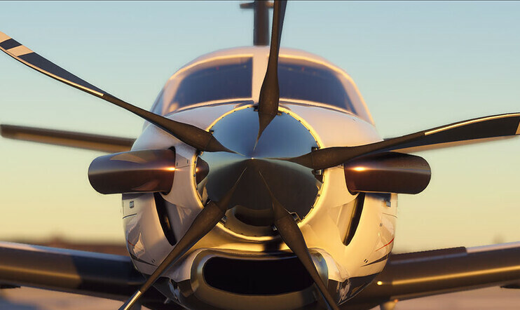 Microsoft Flight Simulator, VR, virtuaalitodellisuus, Asobo Studios