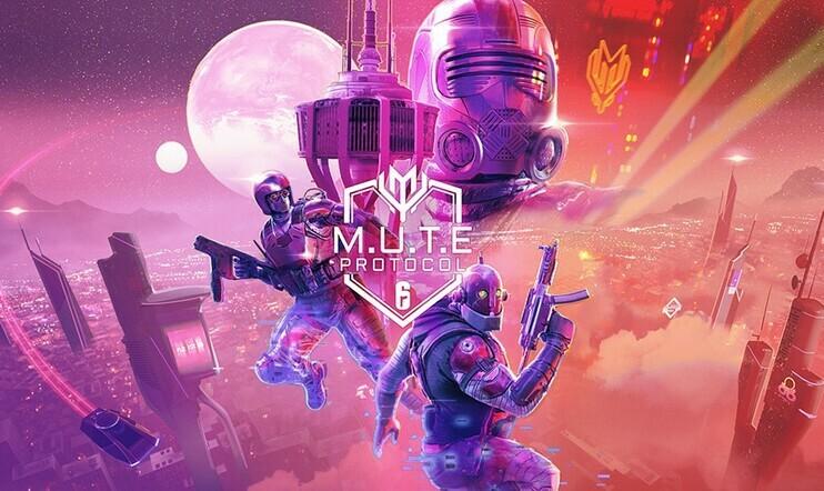 Rainbow Six Siege, Mute Protocol, Ubisoft