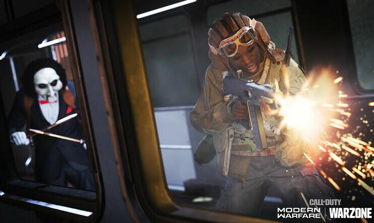 Saw, Texasin moottorisahamurhat, Call of Duty: Modern Warfare, warzone, activision, infinity ward