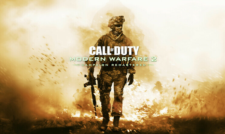 Call of Duty: Modern Warfare 2 Campaign Remastered, Call of Duty, Modern Warfare 2, Campaign Remastered, Modern Warfare, Activision, beenox,