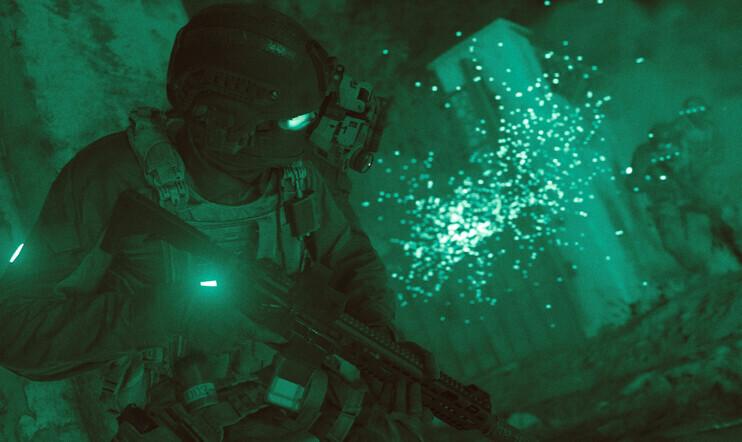 Call of Duty: Modern Warfare, Call of Duty, Modern Warfare, laitevaatimukset, Activision, Infinity Ward, FPS,