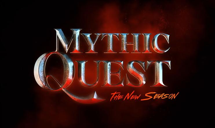 Mythic Quest, ubisoft, Apple TV, Apple TV+, Rob McElhenney, televisio, komedia