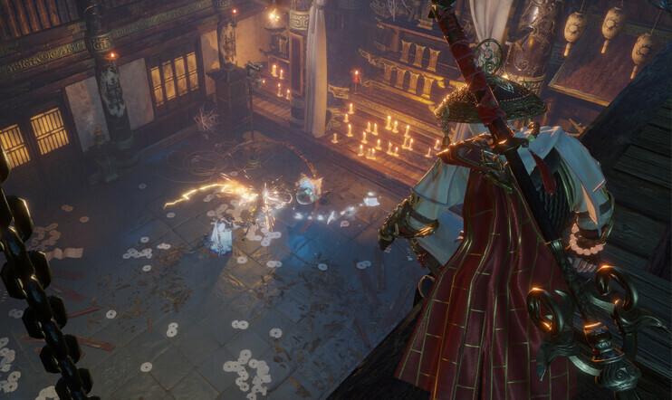 Naraka: Bladepoint, battle royale, beta, testi, ilmainen, demo