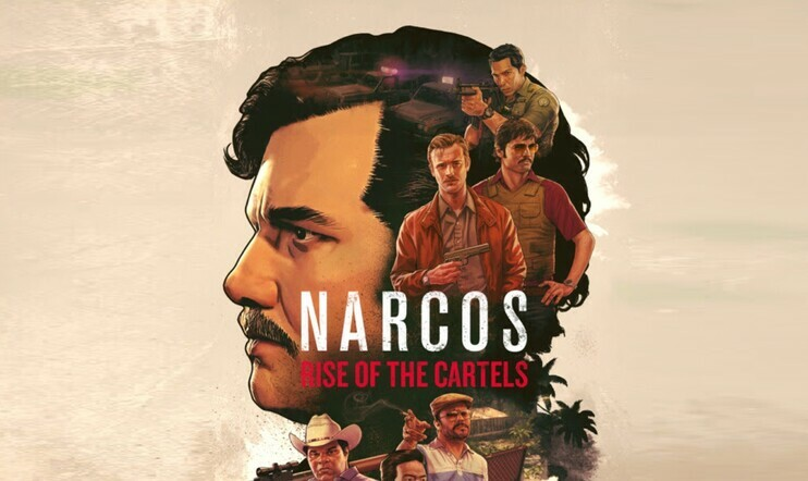 Narcos, Curve Digital, syksy, Kuju, Rise of the Cartels, strategia, syksy