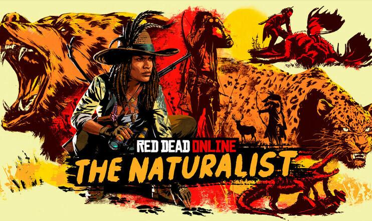 Red Dead Online, Red Dead, Naturalist, naturalisti, rockstar games, Red Dead Redemption, Red Dead Redemption 2, rockstar, päivitys