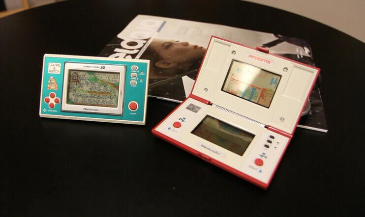Muistatko nämä? Hypistelyssä Nintendon Game & Watch -laitteet!