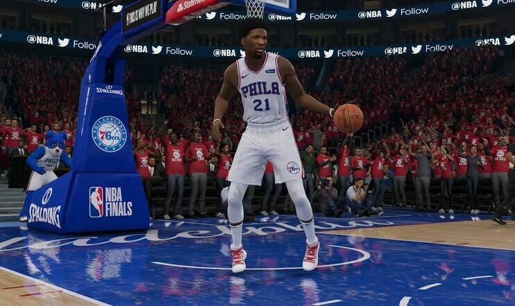NBA Live 20, EA, Electronic Arts