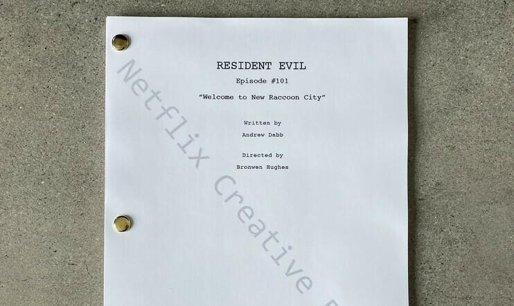 Resident Evil, Constantin Film, Netflix, Capcom, tv-sarja, sarja
