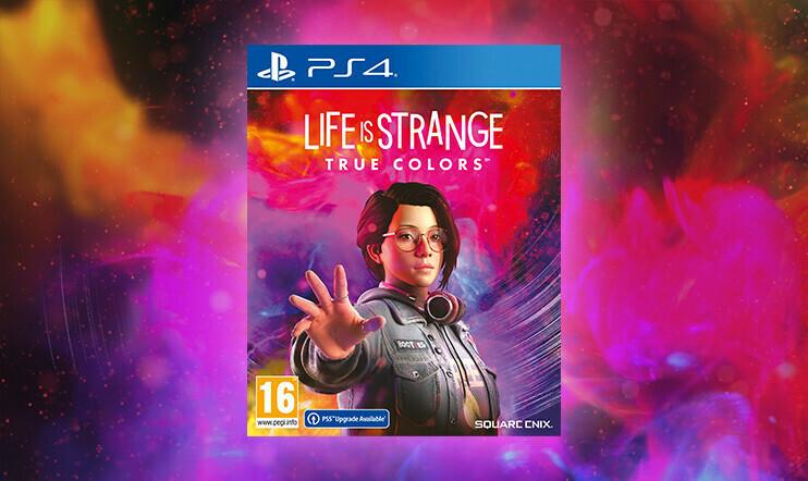 Syyskuun kilpailu: Voita Life is Strange: True Colors -peli PlayStationille!