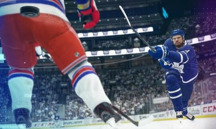 NHL 21 julkaistaan lokakuussa vain nykykonsoleille.