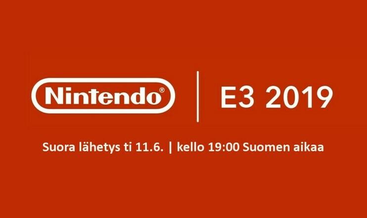 Suora E3 2019 -lähetys: Nintendon E3 Direct -lähetys – The Legend of Zelda, Animal Crossing ja muita?