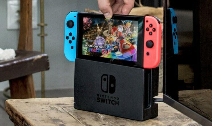 Nintendo, Gary Bowser, Team Xecuter, Switch, hakkeri