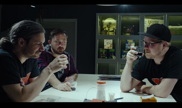 Kotimainen The Name of the Game -dokumenttielokuva kertoo ihmisistä Nex Machina -pelin taustalla.