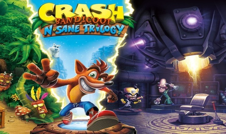 KISA: Voita Crash Bandicoot N. Sane Trilogy!