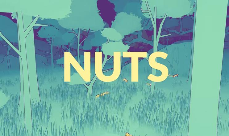 Nuts, seikkailu, mysteeri, Noodlecake, orava, seikkailu, julkaisupäivä, indie,