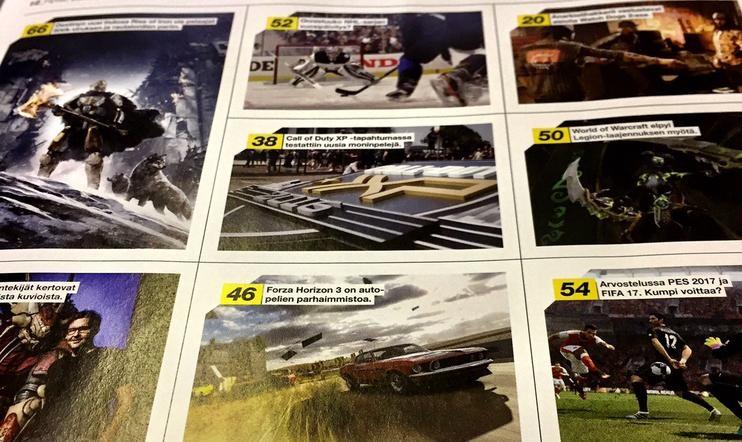 Pelaaja-lehti 169 lokakuu
