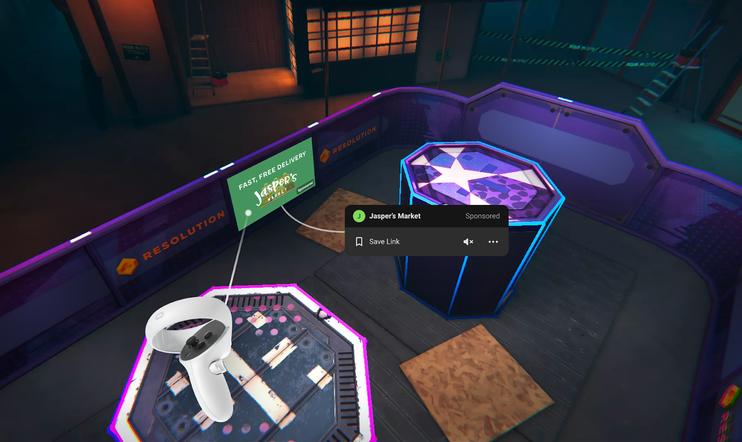 Facebook Oculus Quest