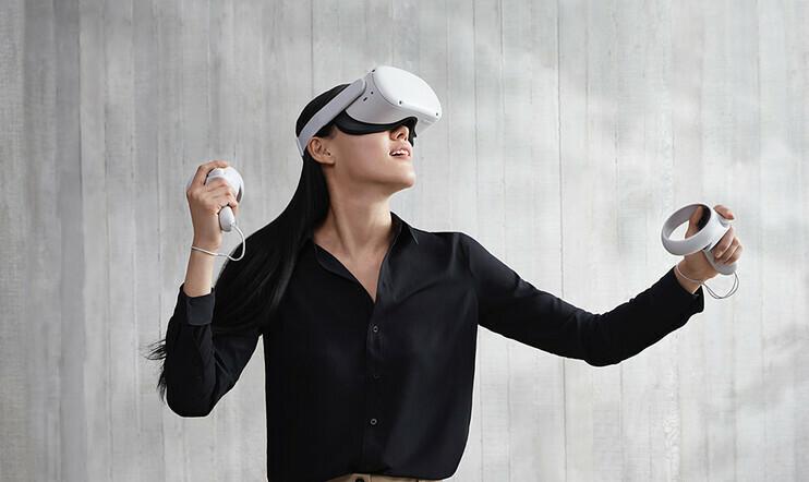 Oculus Quest 2, Facebook, virtuaalitodellisuus, vr