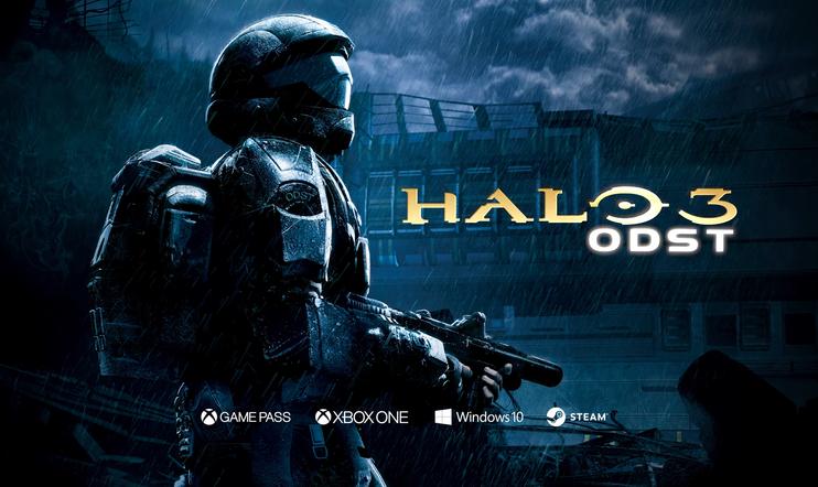 Halo, Halo 3: ODST, ODST, Firefight, Microsoft, 343 Industries