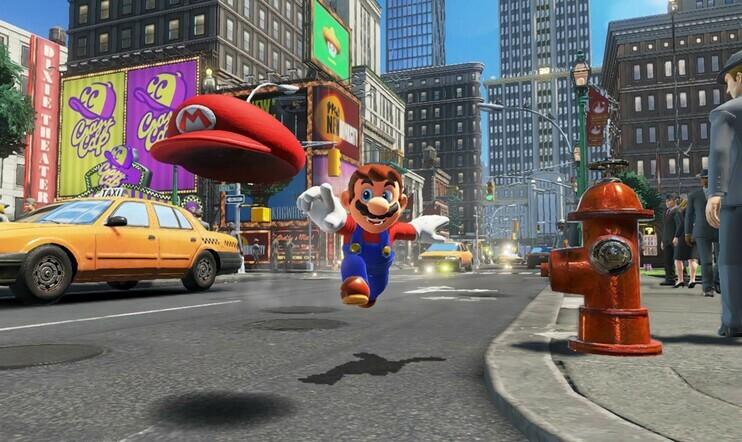 Tiesitkö? Täältä löytyvät kadut esimerkiksi Mariolle ja Tetrikselle